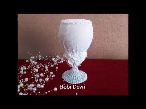 DIY-Wedding the Pincushion , Düğün İğneliği Yapımı - YouTube