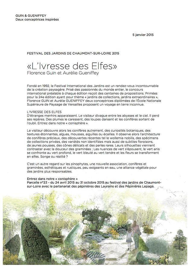 Artiste Paysagiste I Aurélie Gueniffey   Deux conceptrices inspirées