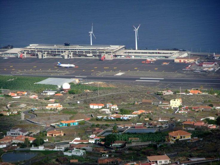 Notlandung: Iberia-Flug La Palma nach Madrid