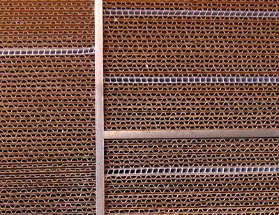 Corrugated Cardboard detail