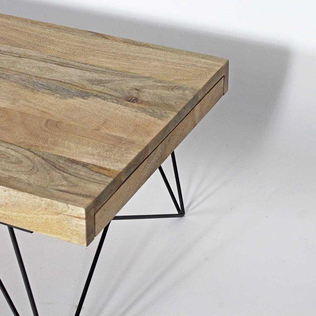 Best 20 Table Basse Bois Metal Ideas On Pinterest