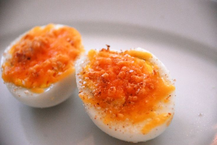 Grilled Cheese Easter Eggs