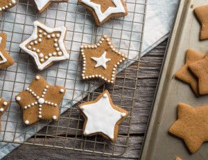 The classics are classics for a reason – they're perfect the way they are. We've stuck to tried-and-true ingredients for this gingerbread recipe for a taste that's as good as you remember from holidays past. The only thing new is cholesterol- and gluten-free Mirage for perfect baking and a boost of Omega-3.