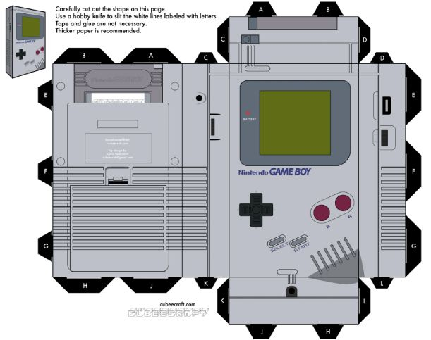 Blog_Paper_Toy_papercraft_Game_Boy_Cubeecraft_template_preview