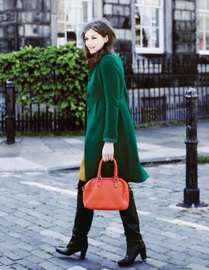 17 best images about my style fall 2013 winter 2014 on for Boden yellow coat