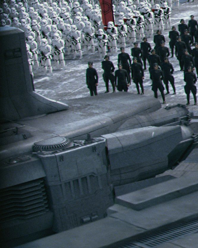 Star Wars VII - The Force Awakens / First Order