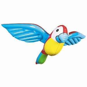 Party Time Celebrations  - Inflatable Parrot, $9.95 (http://www.partytimecelebrations.com.au/inflatable-parrot/)
