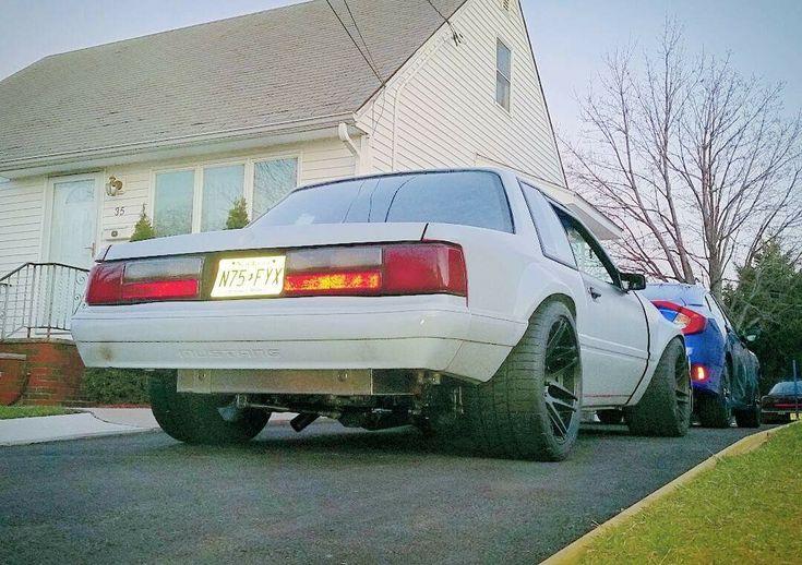 Mustang 5.0 Fox Body