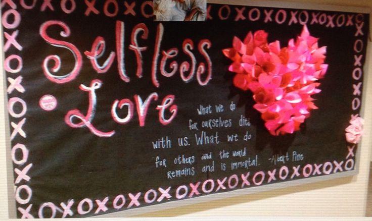 ... bulletin boards valentine bulletin board ideas caring bulletin board