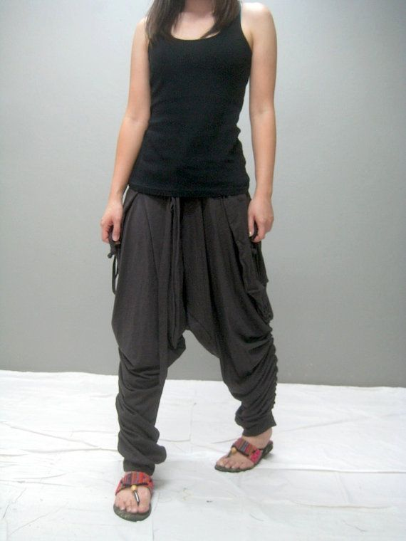 TIM harem pants (NEW)