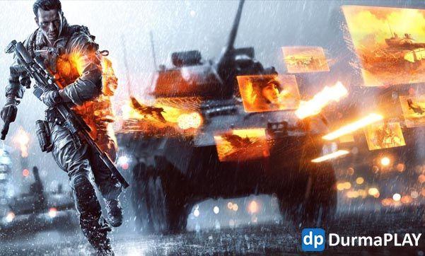 Battlefield 4, Hardline ve 1'e Yeni Arayüz Geldi