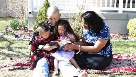 ambwfamilies: Please Like our photo on Facebook on the link below for the AMBWP interracial couples contest. Big shout out to all of the couples who are entered including my mom (Carrie Soljak) and her husband, and many of our Tumblr followers. This...