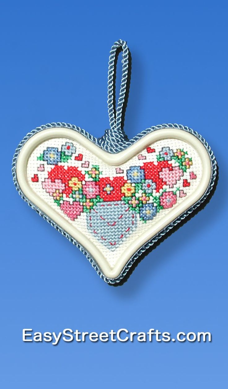 52 best Make VALENTINES with Double-Sided Ornament Heart Frames ...