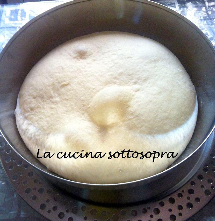 Impasto base bimby per pizza, focaccia e panzerotti