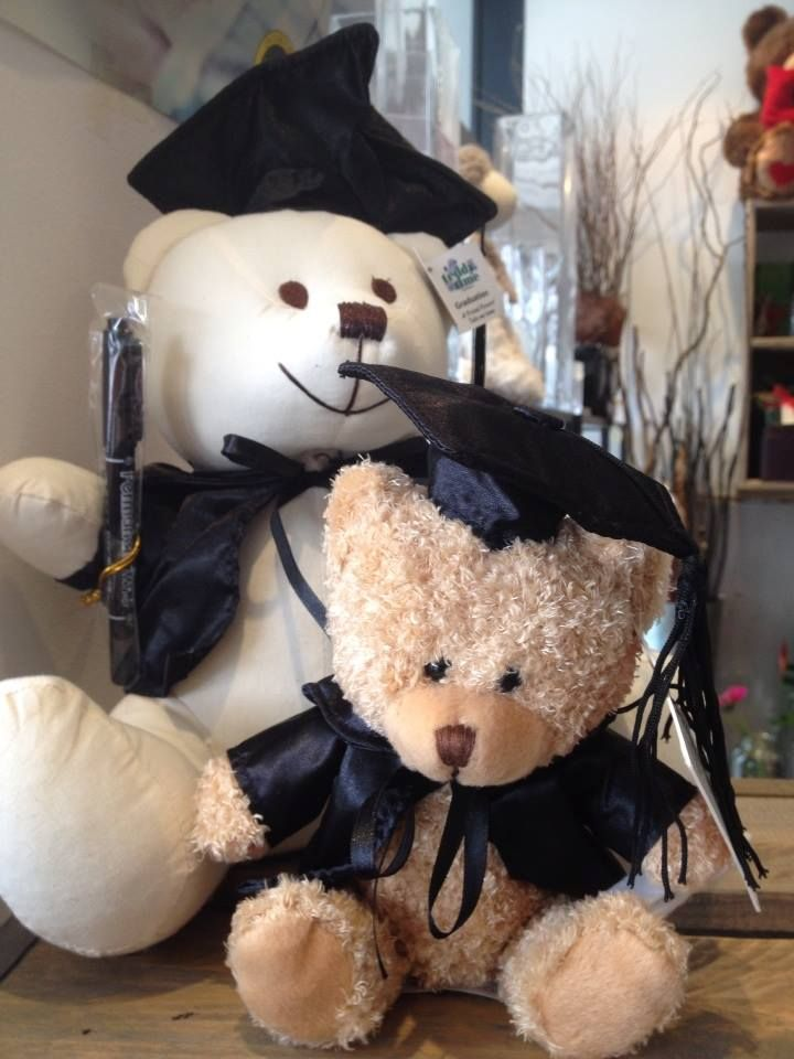 Graduations Bears at Twigs Florist at Varsity Lakes www.twigsflorist.com.au