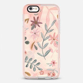 Feminine Floral Case by Wonder Forest