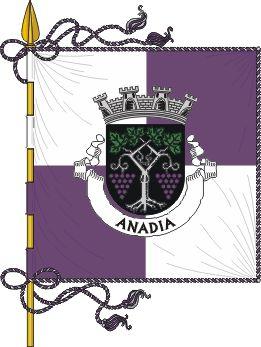 Bandeira de Anadia