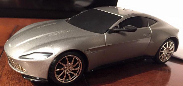 Aston Martin DB10 die cast model