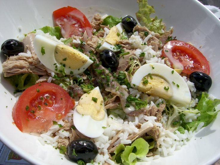 God It Is So Hot Out! 4 Strategic Variations On The Nicoise Salad.