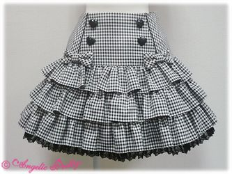 Angelic Pretty / Skirt / Candy Girl Skirt