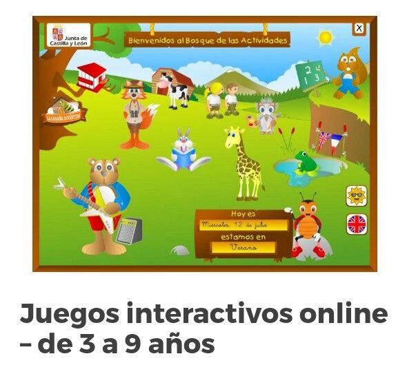 JUEGOS INTERACTIVOS PARA NIÑOS 3 A 9AÑOS Aquí te presento los juegos más lindos y entretenidos para los más pequeños de la casa.  #informaticaparaniñosdeprimaria #informqticaparaniños #educacioninicial #educacionTIC #educacionprimaria #computacionparaniños #computacionparaniñosde3a5años #sabdemarco
