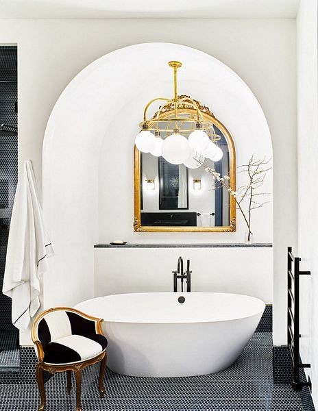 25 Perfect Bathroom #bathroom #home #residence #amazingdetails #apartment  #bathroomdesign #bathtime #blackwhite #bathroomdecor
