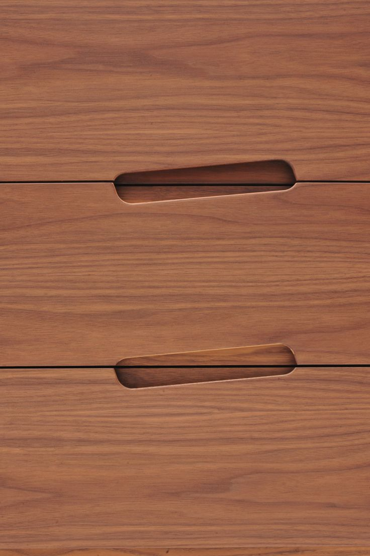 Walnut sideboard with drawers MALIBÙ | Sideboard with drawers - @morelatosrl