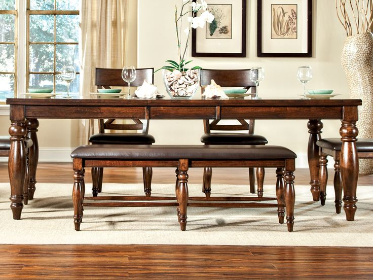 Shop For Intercon Backless Bench W Cushion And Other Dining Room Benches At Quality Furniture In Murfreesboro TN The Kingston Collection From Is