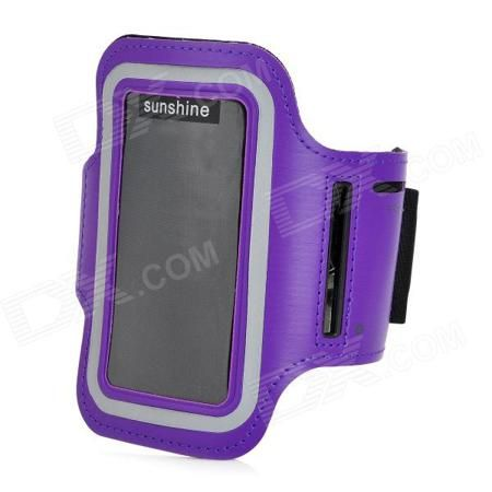 Sports Velcro Band Armband for Samsung Galaxy S4 Mini / i9190, Galaxy S3 Mini / i8190  — 274.87 руб. —  Color Purple + Black Brand N/A Model N/A Material Neoprene + PVC Quantity 1 Piece Shade Of Color Purple Compatible Models Samsung Galaxy S4 mini / i9190 Galaxy S3 mini / i8190 Band Length 27 cm Packing List 1 x Armband