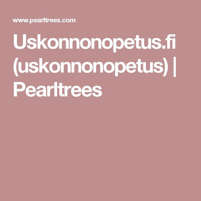 Uskonnonopetus.fi (uskonnonopetus) | Pearltrees