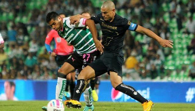 Santos vs Pumas en vivo
