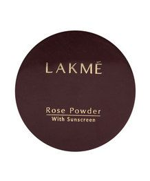 LAKME ROSE POWDER SOFT PINK 40GM Contains rose fragrance to keep you fresh, contains sunscreen to protect from harmful UV rays. Gives a flawless radiant look.