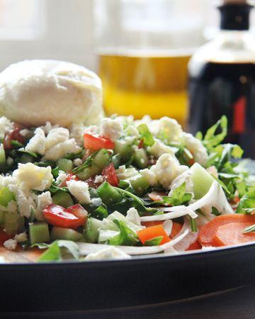 Das Rezept | Maries Salat