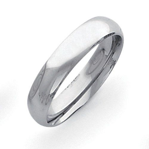 Palladium Medium Weight Comfort Fit 5.00mm Band Jewelrypot. $344.99. Your item will be shipped the same or next weekday!. Fabulous Promotions and Discounts!. 30 Day Money Back Guarantee. All Genuine Diamonds, Gemstones, Materials, and Precious Metals. 100% Satisfaction Guarantee. Questions? Call 866-923-4446. Save 46%!