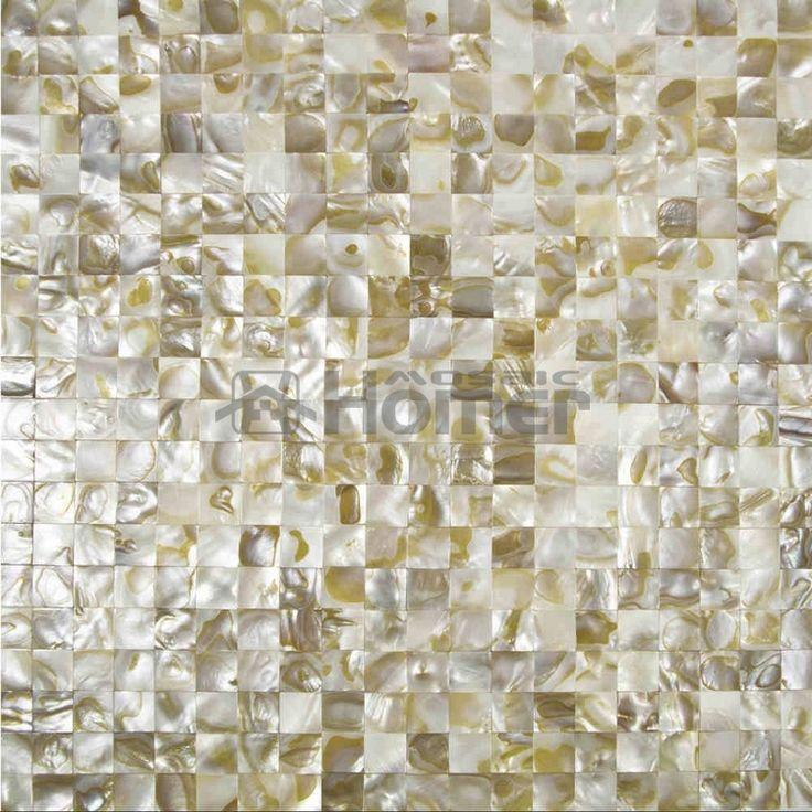 Быстрая бесплатная доставка! река shell перламутр мозаики бесшовных 15x15 мм, ванная душ мозаичная плитка кухня backsplash плитки(China (Mainland))