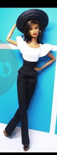 barbie dolls 40. 14 . 4 [pinned from maat alary]
