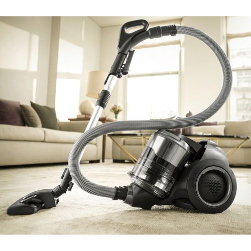 Samsung Bagless Canister Vacuum with Motion Sync Design