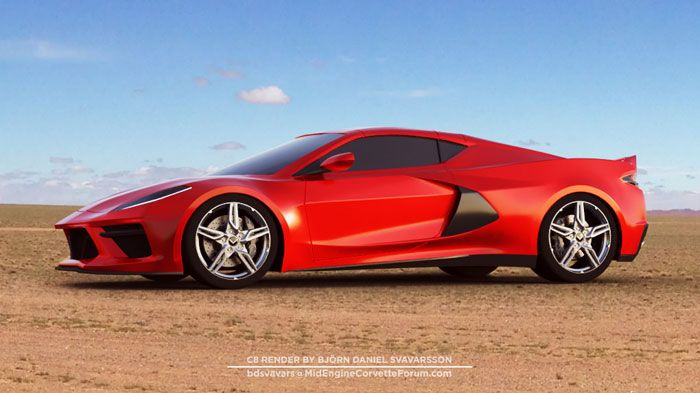 Did An Insider Just Reveal Gm S Bold Plan For The C8 Corvette Manta Ray The C8 Corvettes At Nürburgring Are The Real Thing The 2 Alte Autos Sportwagen Autos