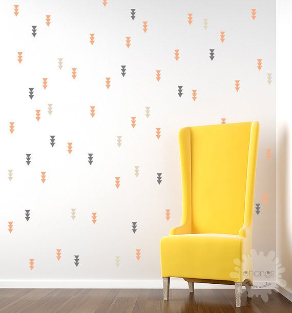 17 Best ideas about Modern Wall Decals on Pinterest   Modern wall ...