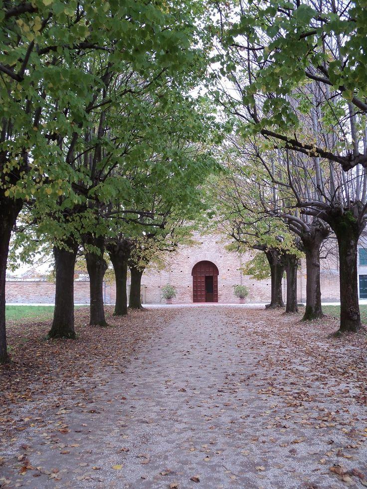 S.PANCRAZIO Chiesa, Ravenna