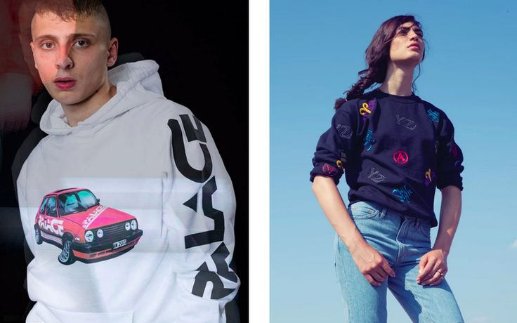 Meet Fergus Purcell, The London Designer Giving Streetwear Life For Boys And Girls