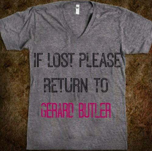 Över 1000 idéer om Gerard Butler på Pinterest | Richard ... Gerard Butler Pa