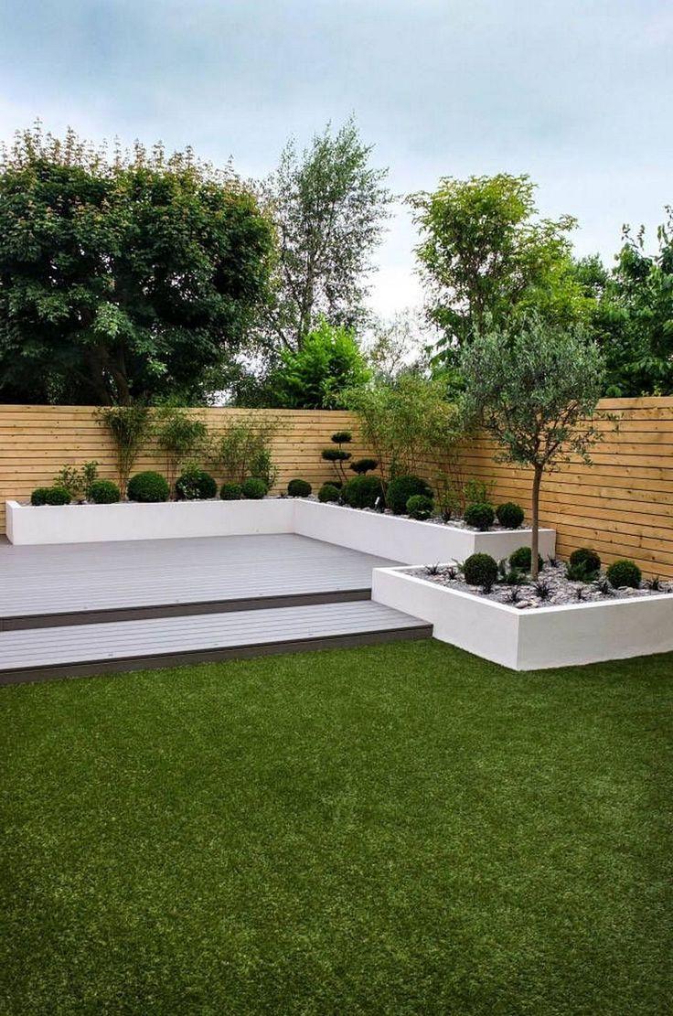 50 Best Minimalist Garden Design Ideas Images Large Backyard Landscaping Low Maintenance Garden Design Small Garden Design Free backyard landscape design plans