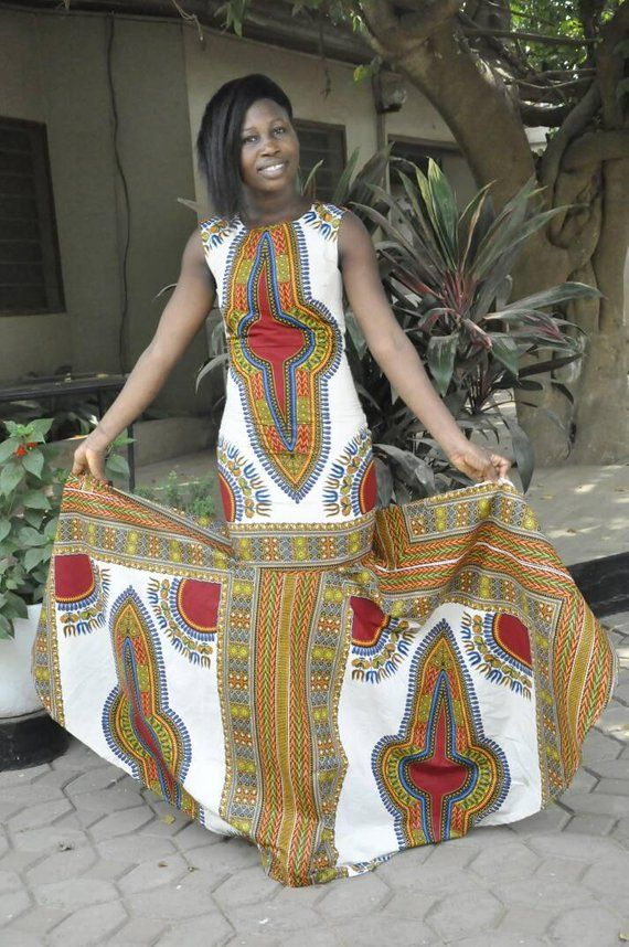Dashiki Women/'s Clothing African Mid length Dress African Wear Wedding Clothing Women/'s Clothing,African Clothing Dashiki Prom Dress