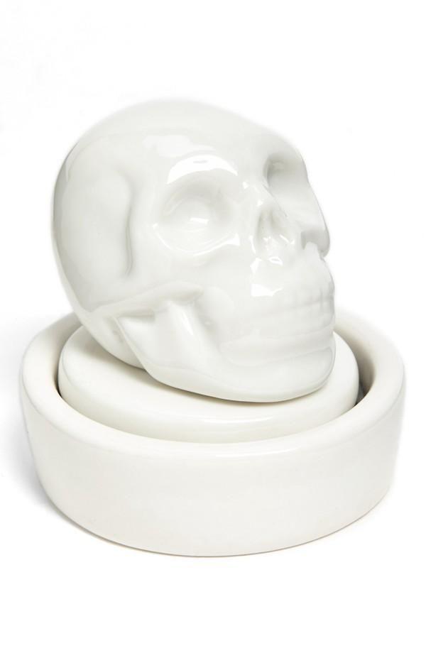 Sugar skull stamp. I need this.