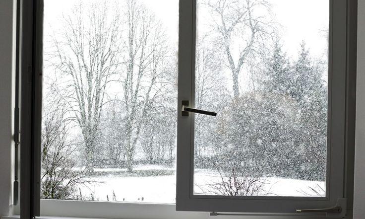 Winter window photo - Téli ablak kép