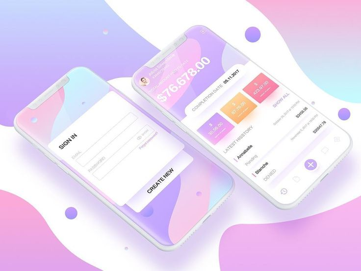 """576 Likes, 13 Comments - UI Inspirations (@ui.inspirations) on Instagram: """"Beautiful colors in this design by Sumeibuluo. Probably one of my favorite posts so far. . . . Tag…"""""""