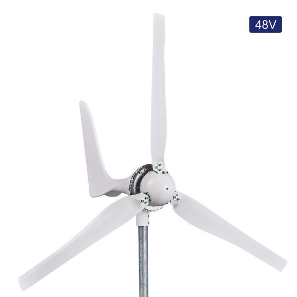 Wind Turbine Generator Kit 400watt Dc12v Indoor Outdoor Using Of 3 Blades Marine Rv Homes Businesses And Industrial Energy Supplementation Controller Flang Wind Turbine Generator Diy Installation Wind Generator