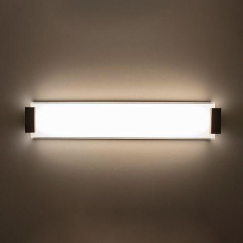 'Polar Bathroom Vanity Wall Light by Modern Forms. @2Modern'