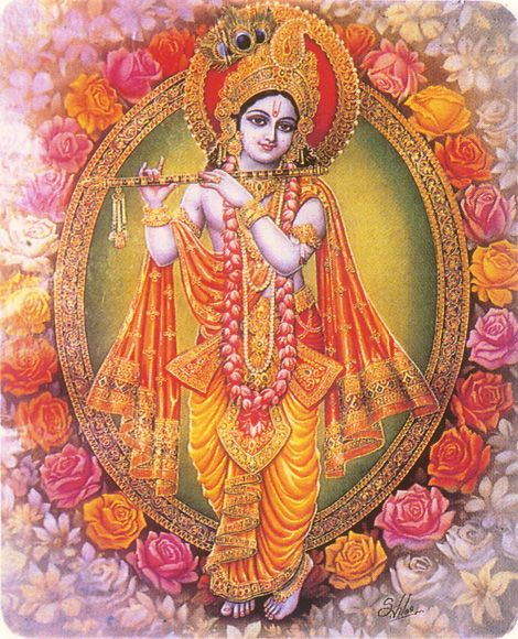"""""""SB 2.8.6: A pure devotee of the Lord whose heart has once been cleansed by the process of devotional service never relinquishes the lotus feet of Lord Kṛṣṇa, for they fully satisfy him, as a traveler is satisfied at home after a troubled journey."""""""